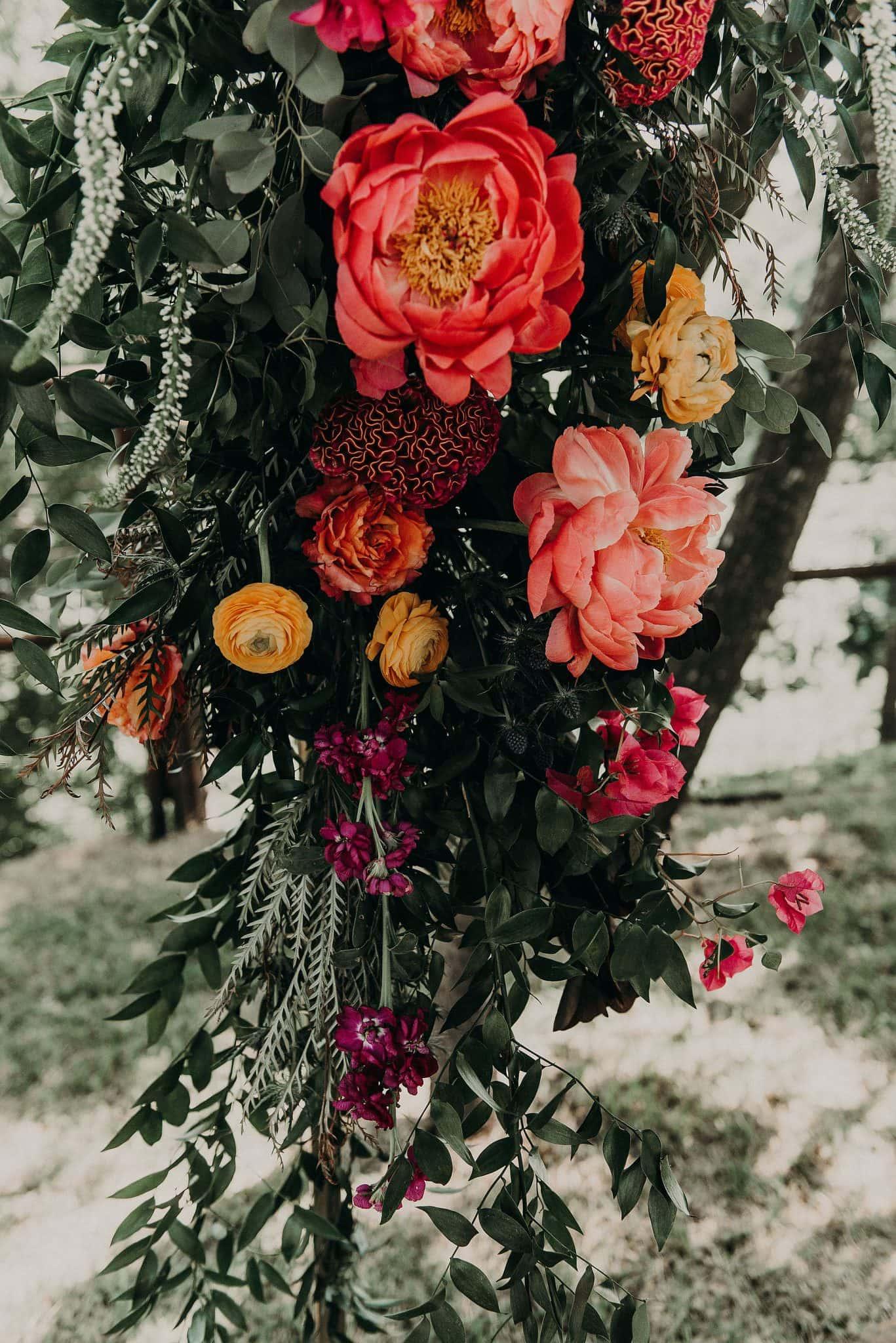 austin texas wedding flowers