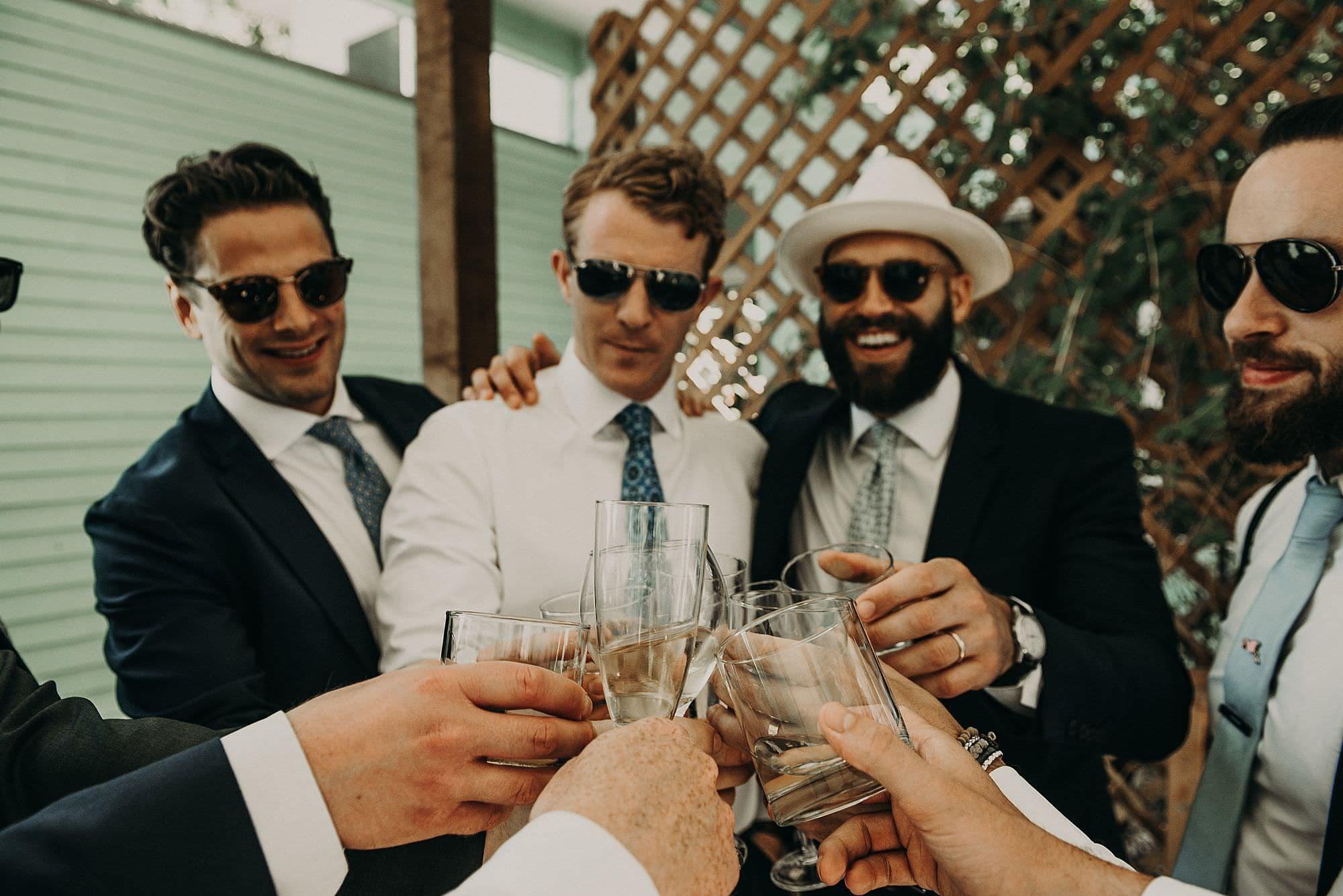 southern indie wedding