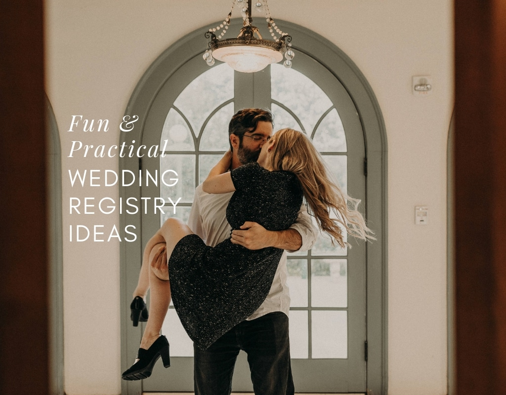 Fun and Practical Wedding Registry Ideas